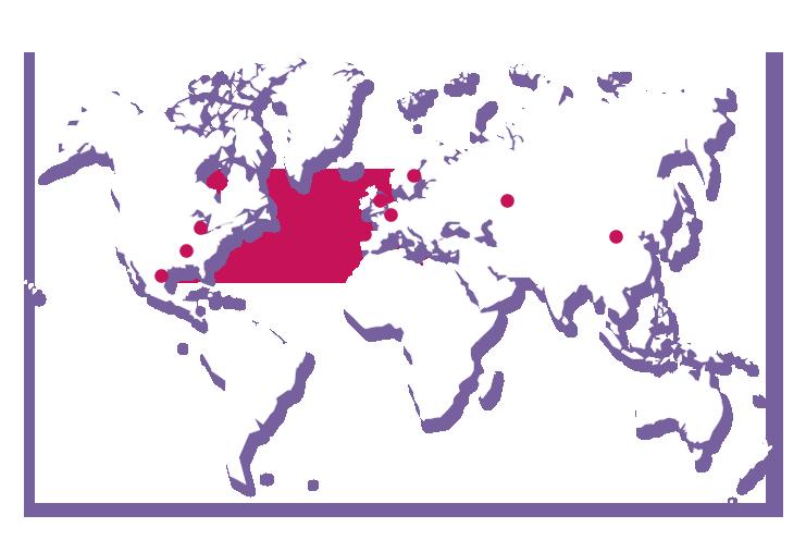 mapa europa estados unidos china
