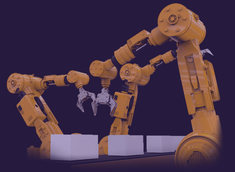 robot automatización